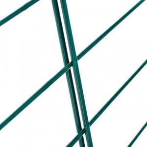 "Забор из сварной сетки ""ДУОС СТАНДАРТ"" d=5.0+2х6.0мм, 1430х2500 мм"