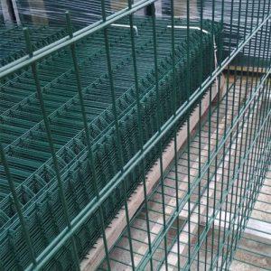 "Забор из сварной сетки ""ДУОС СТАНДАРТ"" d=5.0+2х6.0мм, 2430х2500 мм"